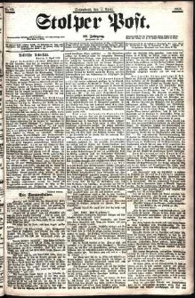 Stolper Post Nr. 82/1906