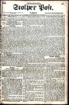 Stolper Post Nr. 93/1906