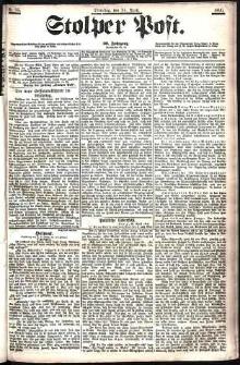 Stolper Post Nr. 94/1906