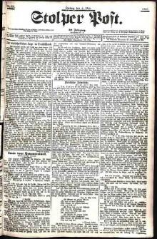 Stolper Post Nr. 103/1906