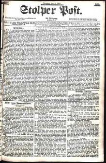 Stolper Post Nr. 105/1906