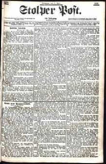 Stolper Post Nr. 106/1906