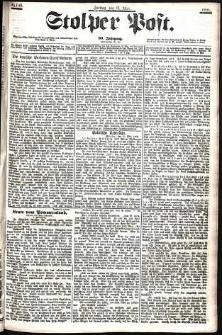 Stolper Post Nr. 109/1906