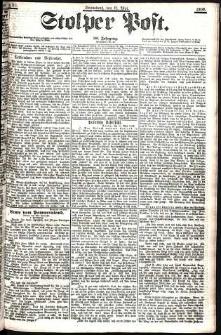Stolper Post Nr. 110/1906