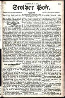 Stolper Post Nr. 121/1906