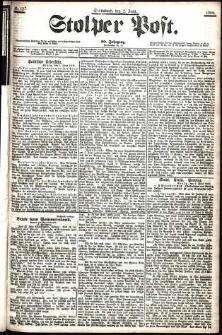 Stolper Post Nr. 126/1906