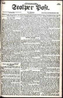 Stolper Post Nr. 129/1906