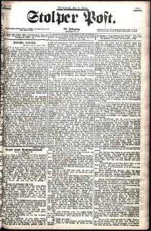 Stolper Post Nr. 132/1906