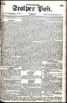 Stolper Post Nr. 133/1906