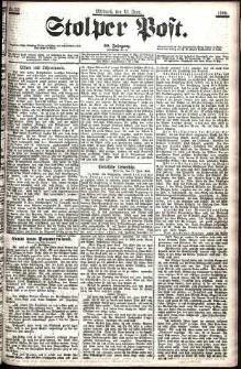 Stolper Post Nr. 135/1906
