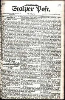 Stolper Post Nr. 137/1906