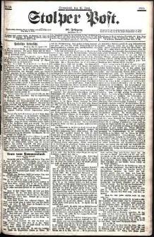 Stolper Post Nr. 138/1906