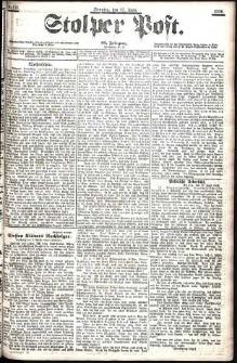 Stolper Post Nr. 139/1906
