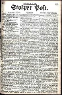 Stolper Post Nr. 142/1906
