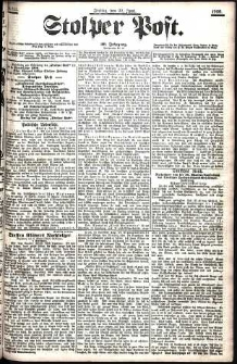 Stolper Post Nr. 143/1906