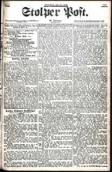 Stolper Post Nr. 144/1906