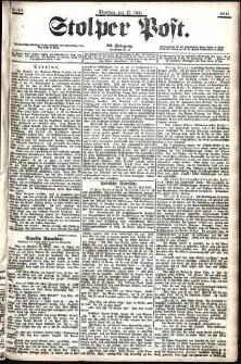 Stolper Post Nr. 164/1906