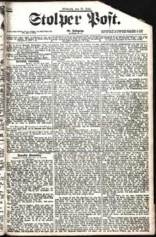 Stolper Post Nr. 165/1906