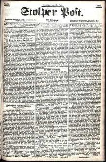 Stolper Post Nr. 176/1906