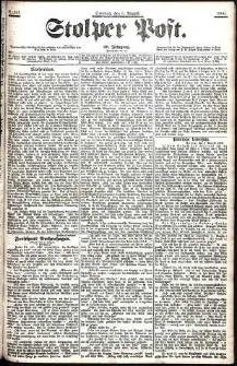 Stolper Post Nr. 181/1906