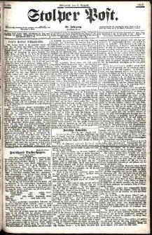 Stolper Post Nr. 183/1906