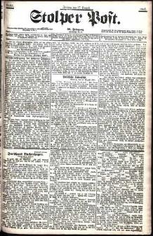 Stolper Post Nr. 191/1906