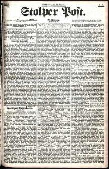 Stolper Post Nr. 192/1906