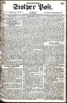 Stolper Post Nr. 193/1906