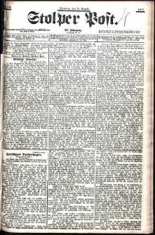 Stolper Post Nr. 194/1906
