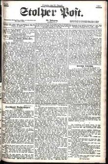 Stolper Post Nr. 199/1906