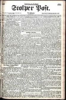 Stolper Post Nr. 202/1906