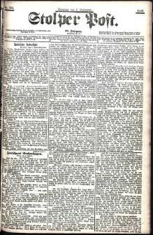 Stolper Post Nr. 206/1906