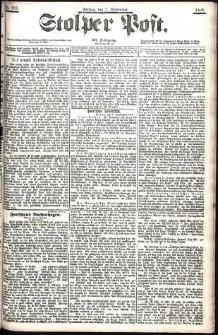 Stolper Post Nr. 209/1906