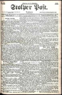 Stolper Post Nr. 212/1906
