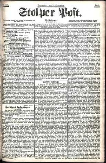 Stolper Post Nr. 220/1906