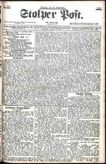 Stolper Post Nr. 223/1906