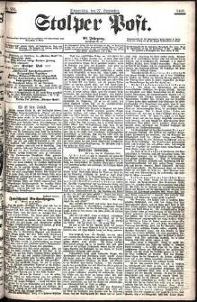 Stolper Post Nr. 226/1906