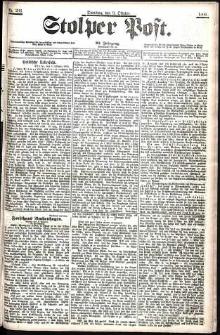 Stolper Post Nr. 236/1906
