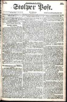 Stolper Post Nr. 244/1906