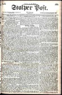 Stolper Post Nr. 245/1906