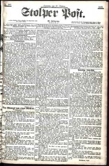 Stolper Post Nr. 247/1906