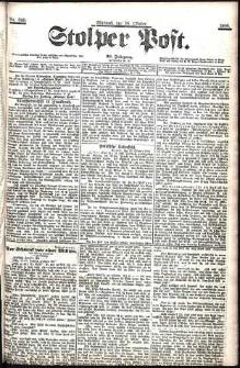 Stolper Post Nr. 249/1906