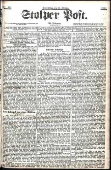 Stolper Post Nr. 250/1906