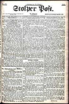 Stolper Post Nr. 254/1906