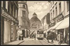 Stolp i. P. Neue Thorstrasse [ Ulica Nowobramska]