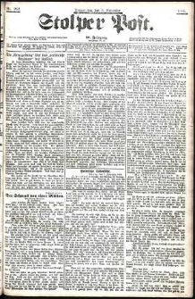 Stolper Post Nr. 262/1906