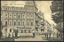 Stolp i. Pom. Am Blücherplatz