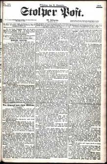 Stolper Post Nr. 269/1906