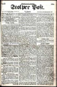 Stolper Post Nr. 278/1906