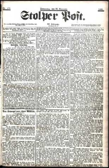 Stolper Post Nr. 279/1906